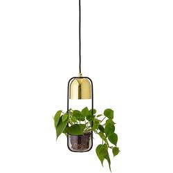 Bloomingville Hanglamp Metaal Goud - Ø10 x 34 cm