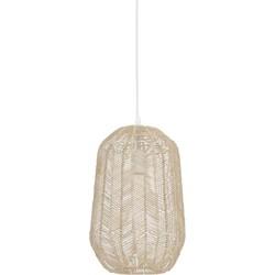 Hanglamp AUKJE - rotan naturel - S