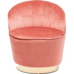 Kare Design fauteuil Cherry nude 76 x 60 x 61