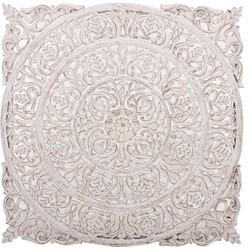 Carf Ansari White - 90.0 x 3.0 x 90.0 cm