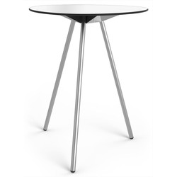 Lonc - High a-Lowha Table - White