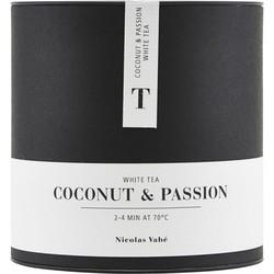 Nicolas Vahe - Thee - White tea - Coconut and Passion