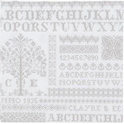 Clayre & Eef Papieren servetten 33x33 cm (20)