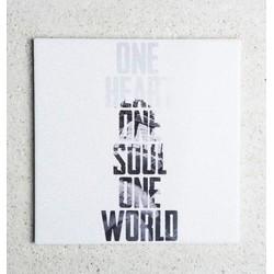 Ceramic Coaster - One Soul