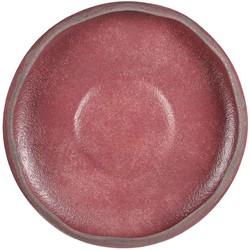 Casa Vivante noah ronde schaal donkerroze maat in cm: 7 x 44,5
