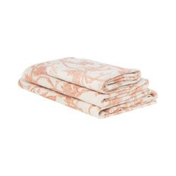 Junipa Deshi bird print towel