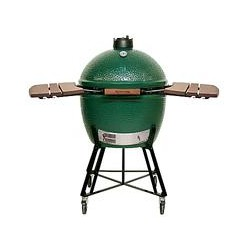 Big Green Egg XL Barbecue with Shelves and Charcoal