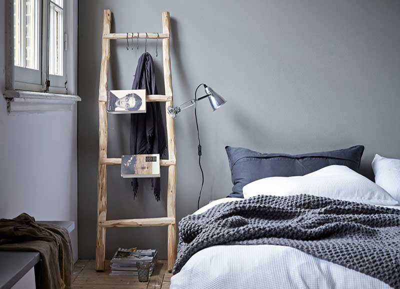 Wonderbaar Ladders in huis - Alles om van je huis je Thuis te maken   HomeDeco.nl LW-34