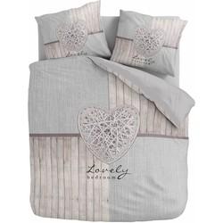Essara Dekbedovertrek Lovely Bedroom-140x200/220