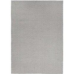 Wollen Vloerkleed Grijs/Wit - Emporium - 160 x 230 cm - (M)