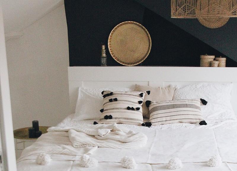 Inspiratie: Boheemse slaapkamer op drie manieren