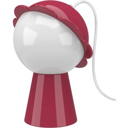 Qeeboo Daisy Lamp Red