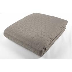Nightlife - Bedsprei - 250x260 cm - Bruin