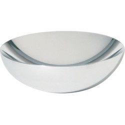 Alessi Double Bowl. Polished steel