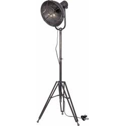BePureHome Vloerlamp Spotlight - Metaal - Antraciet Grijs