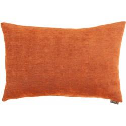 Sierkussen Kelly kleur Orange - 45x45cm