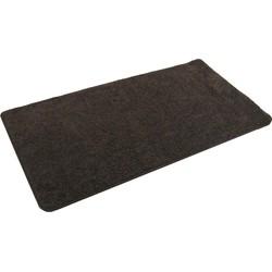 Karpet Batan - Bruin - 160 x 240 cm