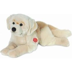 Knuffel Hond Golden Retriever Liggend 60 cm - Hermann Teddy