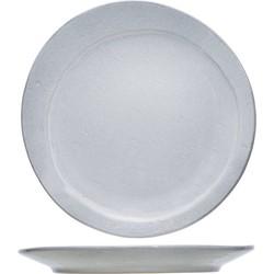 Cosy&Trendy Theodora Grey Dessertbord - Ø 22 cm - Set-4