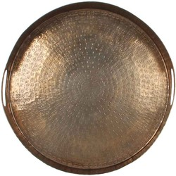 Casa Vivante dana tray donkergoud maat in cm: 7,5 x 45