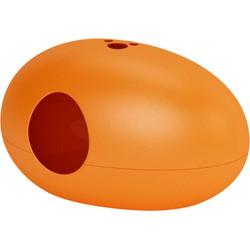 SinDesign Poopoopeedo Kattenbak oranje 70 x 40 x 40 cm