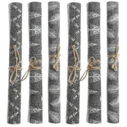 Placemat (29x45 cm) (set van 6)