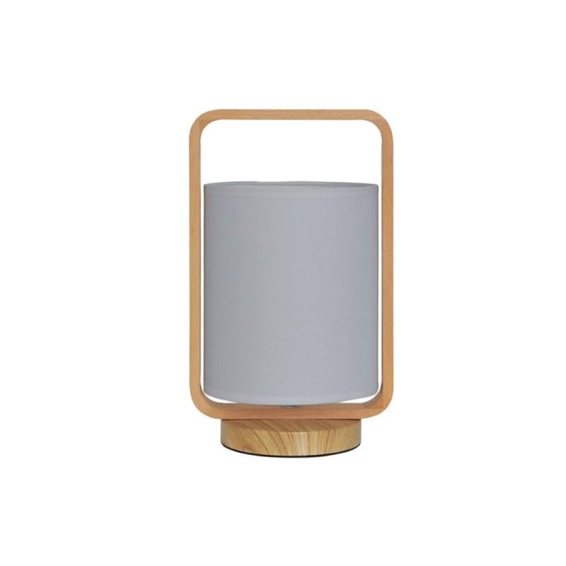 Nippon tafellamp - grijs - 13,5 x 33 cm -