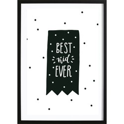 Best Kid Ever Poster (50x70cm)