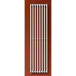 Vasco Decoline VC radiator 565x2000 mm n10 as=0099 1200w Wit Ral 9016
