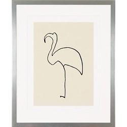 G&C gerahmter Kunstdruck, 40/50 cm