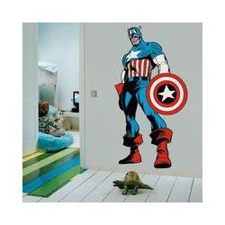 Graham & Brown Marvel Captain America Wall Sticker