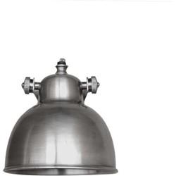 LABEL51 - Wandlamp Giens 13x30x14 cm L - Industrieel - Zilver