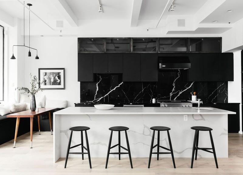 5x keukens met een kookeiland