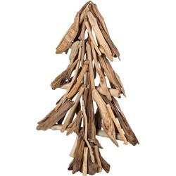 Kerstboom Pua - decoratief hout - 60cm, Home24 Deko