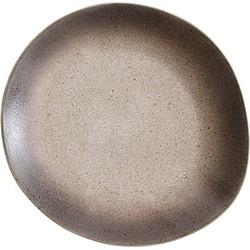 HKliving bord dinerbord sand seventies style Ø 29 cm