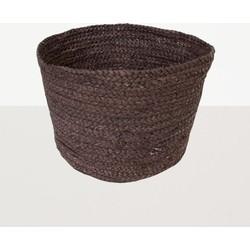 Urban Nature Culture basket Corn slate black