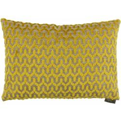 Sierkussen Jacopo kleur Mustard - 45x45cm