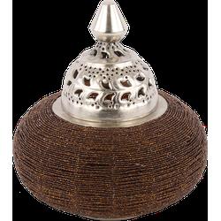 Tafellamp Arabesque klein Donker Brown