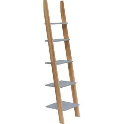 ASHME ladder klein donker grijs