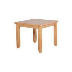 Oseasons Solid oak square 90cm dining table