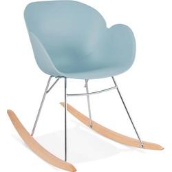 Kokoon Knebel design stoel - blauw