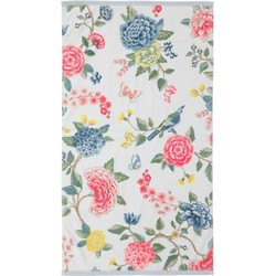 Pip Studio Handdoek Good Evening White-Douchelaken (70 x 140 cm)