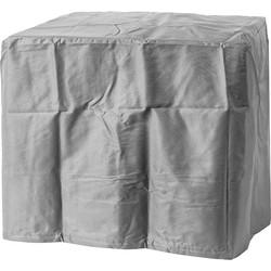 Happy Cocooning beschermhoes vuurtafel vierkant klein 60x60xH40 cm – grijs