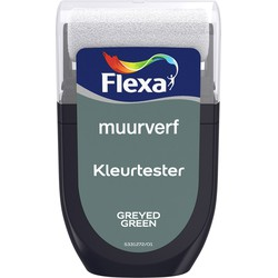 Muurverf Tester Greyed Green 30ml