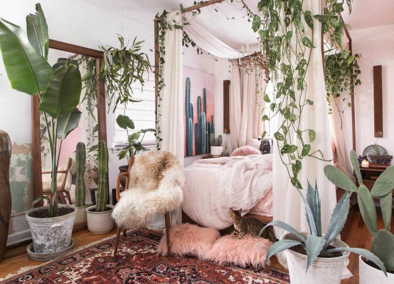 5 manieren om je slaapkamer in romantische sferen te brengen