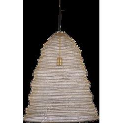 Hanglamp Floriano groot 31453 antiek goud