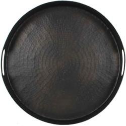 Casa Vivante dana tray zwart maat in cm: 7,5 x 45