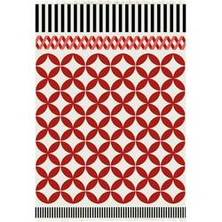GAN rugs Vloerkleed kelim Catania Sandra Figuerola - 200 x 300 cm
