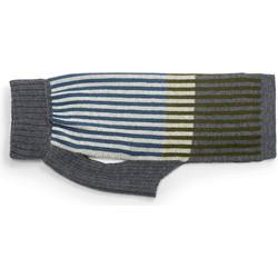 MiaCara Francesca Hondensweater grijs 17 x 40 cm