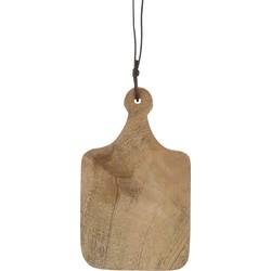 Snijplank bruin – l15xb10cm